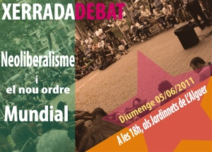 xerrada debat nou ordre mundial