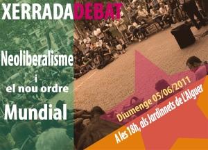 xerrada debat sobre el nou ordre mundial